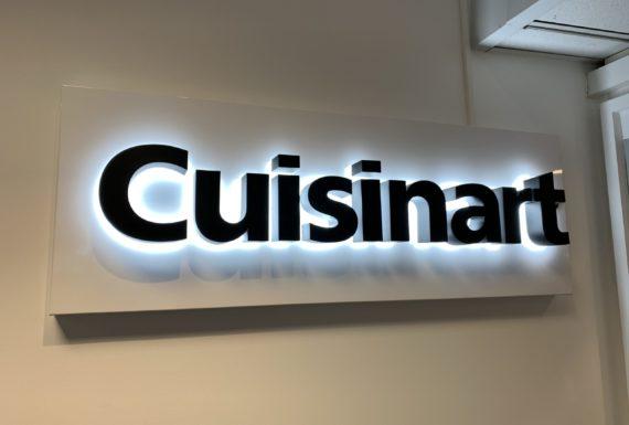 enseigne lumineuse Cuisinart Montrouge